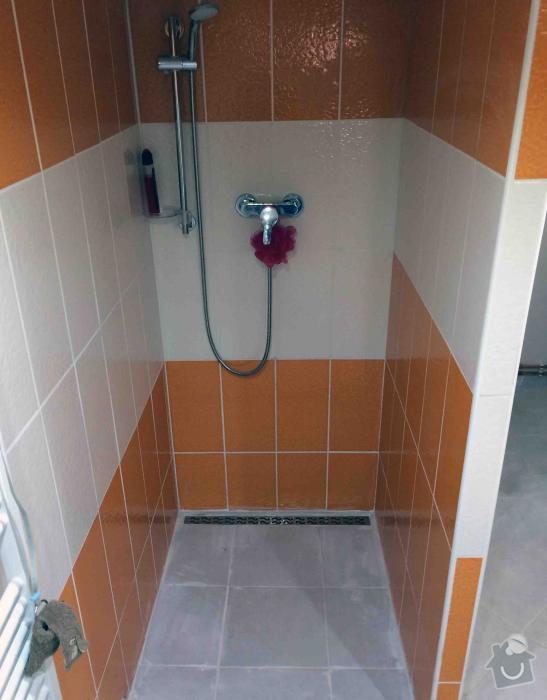 Předělání neobývané místnosti na obytnou mísrnost a koupelnu: 2
