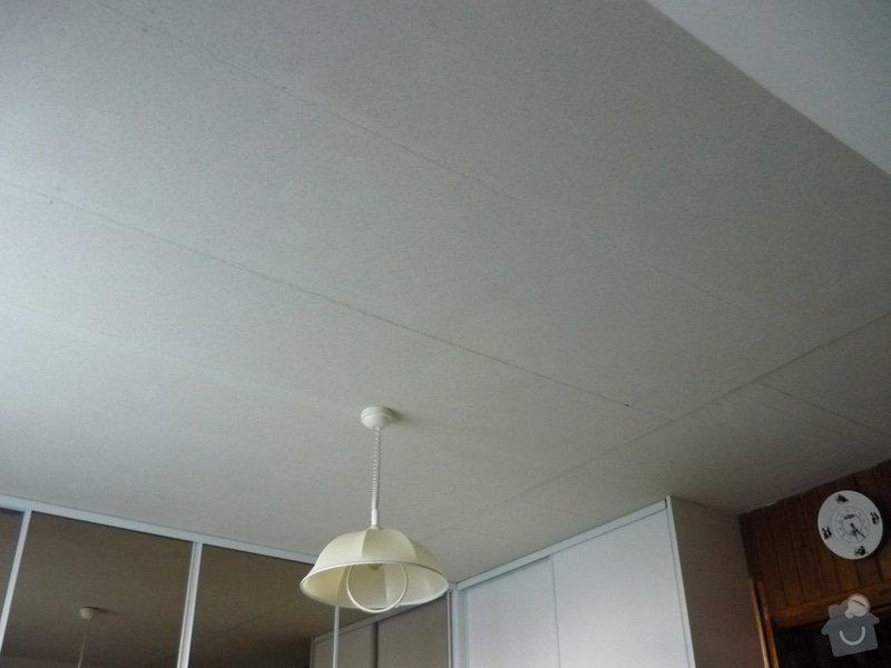 Opravu starých zdí - za sádrokarton: P1090532