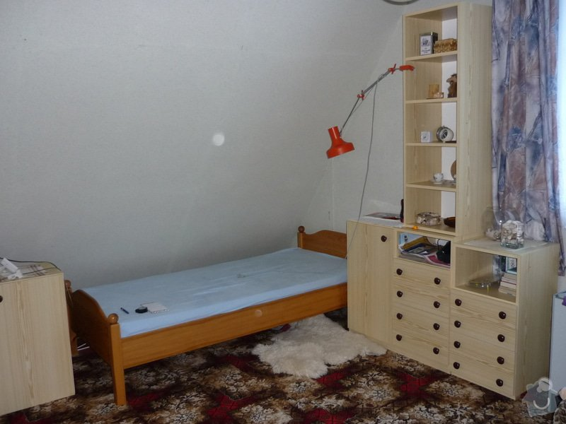 Opravu starých zdí - za sádrokarton: P1090535