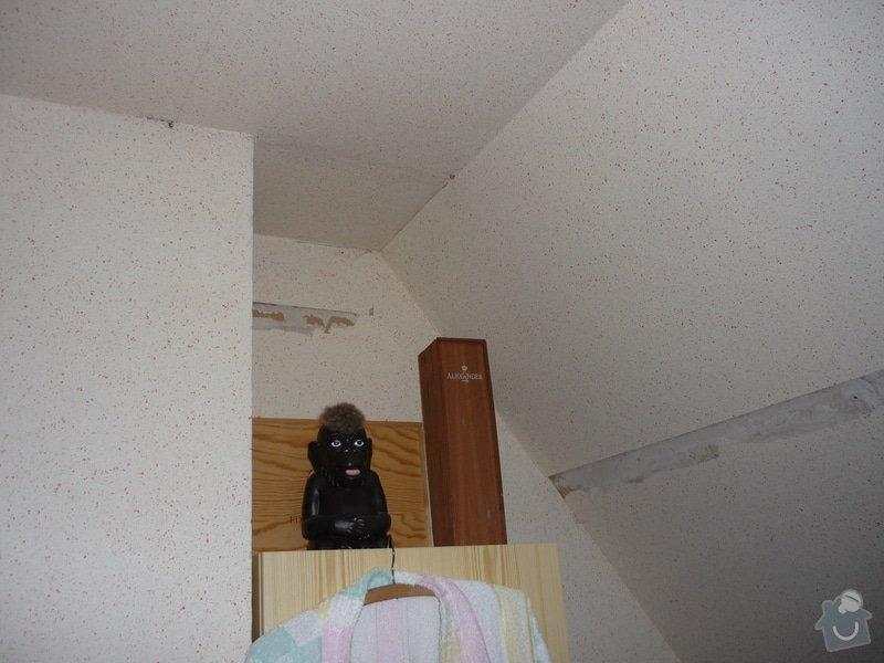 Opravu starých zdí - za sádrokarton: P1090538