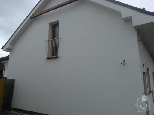 Zhotovení fasády Přítluky : P__C8E0