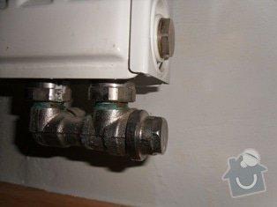 Výměna radiátorů: SDC19793