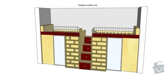 Nábytek do dětského pokoje: image