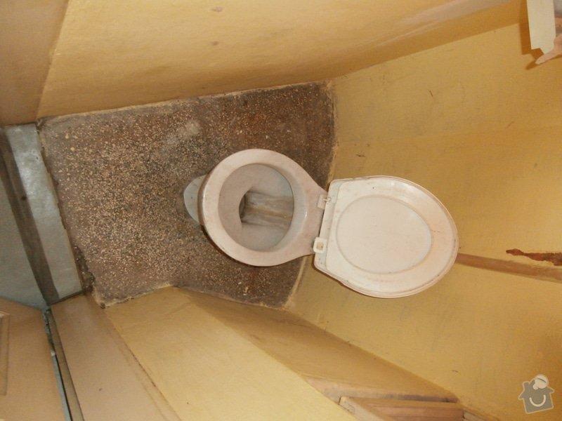 Poptávka repase a renovace teracové podlahy 4m2: P3020901