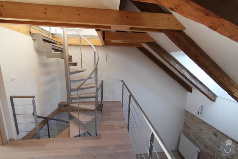 Úprava schodiště: b9afff7ebb