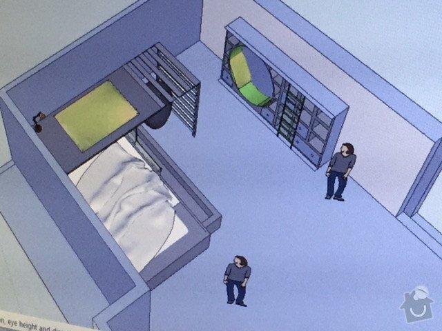 Truhlářské práce (nábytek do dětských pokojů): IMG_5050