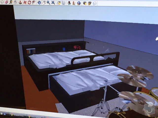 Truhlářské práce (nábytek do dětských pokojů): IMG_5031