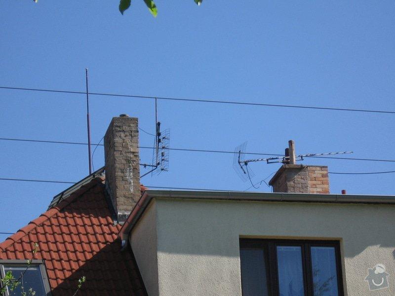 Rekonstrukce komínů na RD: IMG_5173
