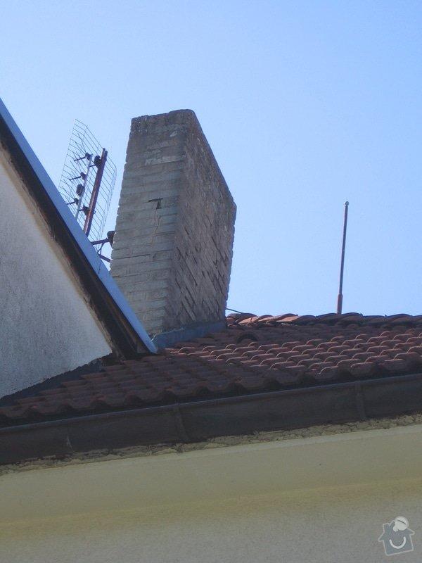 Rekonstrukce komínů na RD: IMG_5175