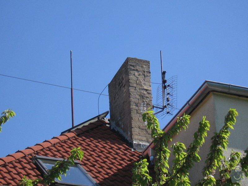 Rekonstrukce komínů na RD: IMG_5172