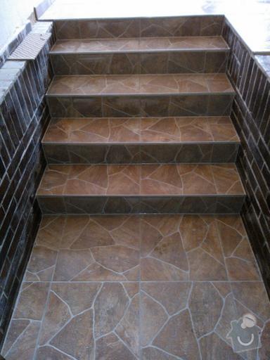 Obkladaní schodů Němčičky: P__EB8F