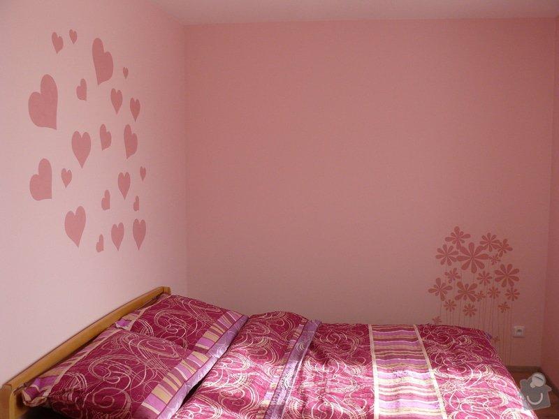 Vymalování a dekorace: P1180423