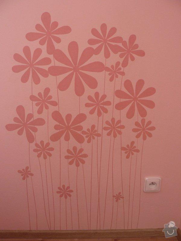 Vymalování a dekorace: P1180429