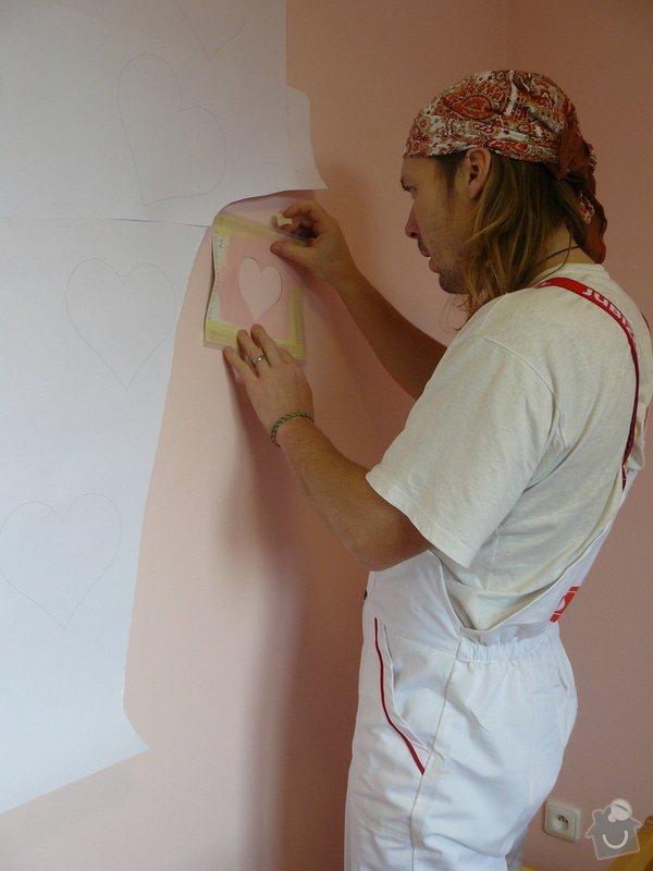 Vymalování a dekorace: P1180331