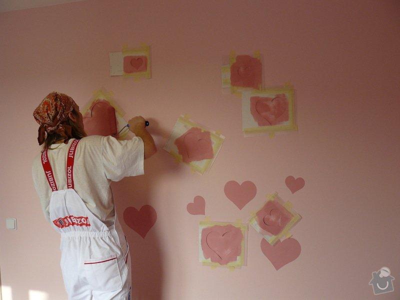 Vymalování a dekorace: P1180348