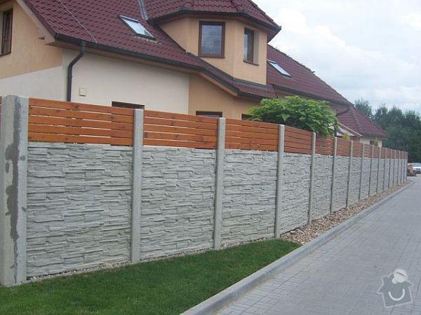 Stavba plotu: 3