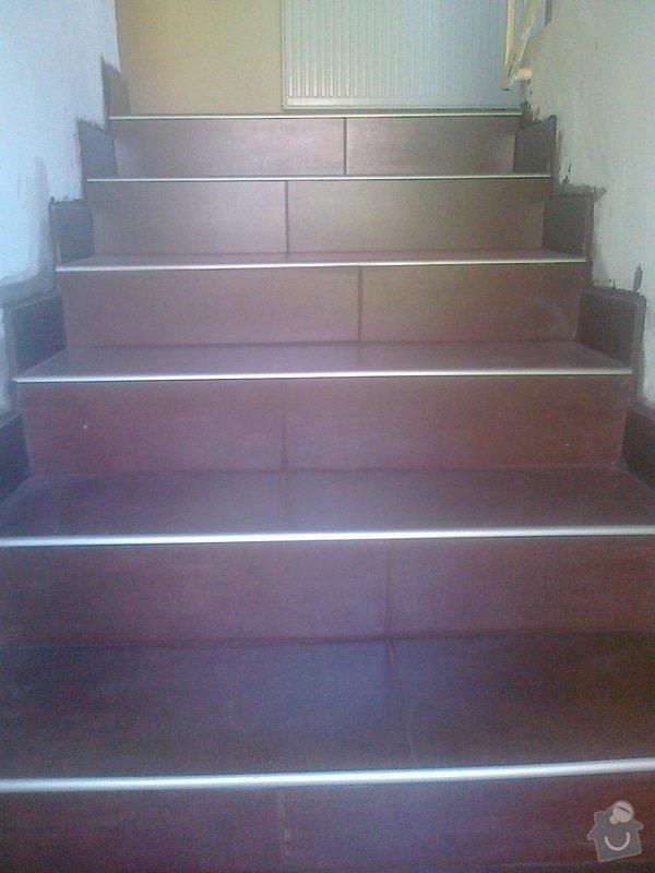 Obložení schodů dlažbou: 070520152046