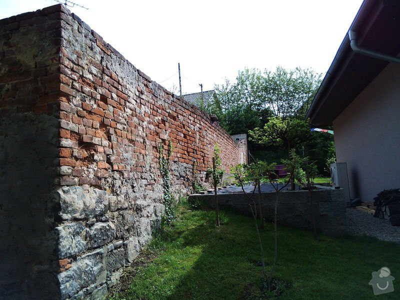 Stavba nové zdi a odstranění staré: IMG_20150509_153256