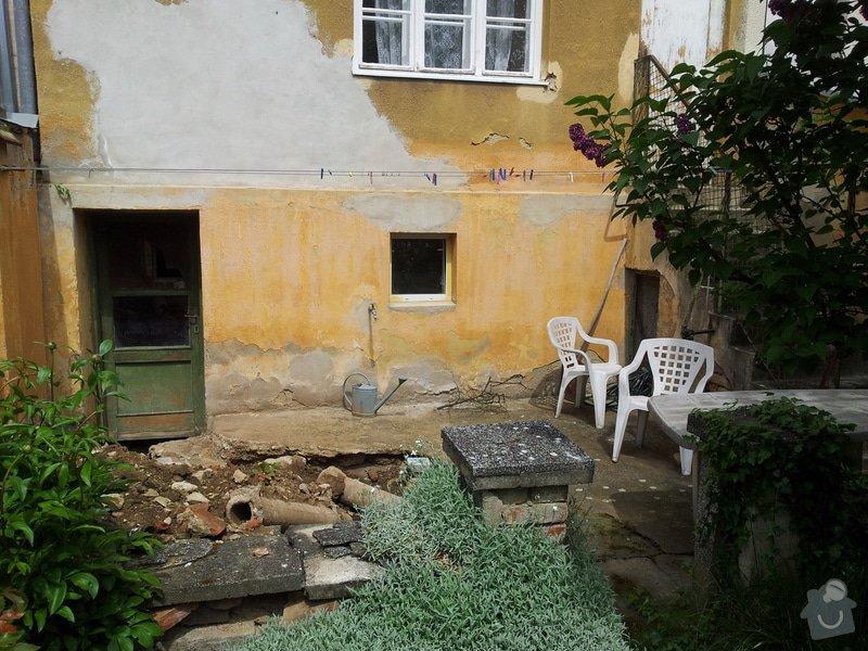 Rekonstrukce terasy: 20150510_124238