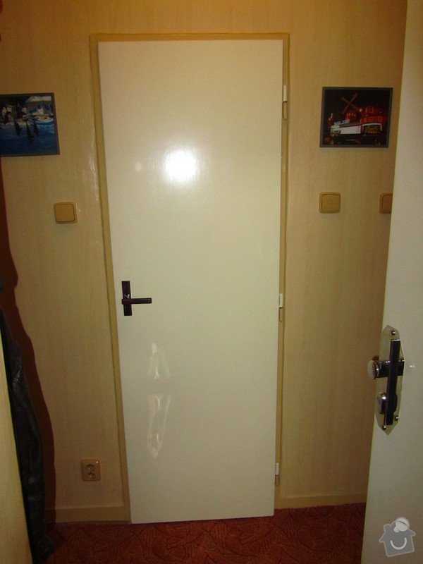 Renovace interierových dveří a zárubní: 1_dvere_60