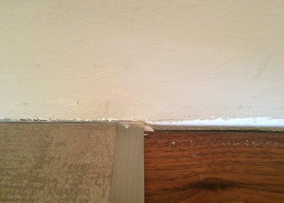 Instalace podlahových lišt