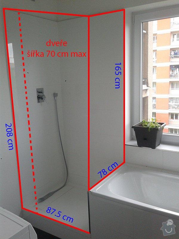 Zasklení sprchového koutu: sprchovy_kout