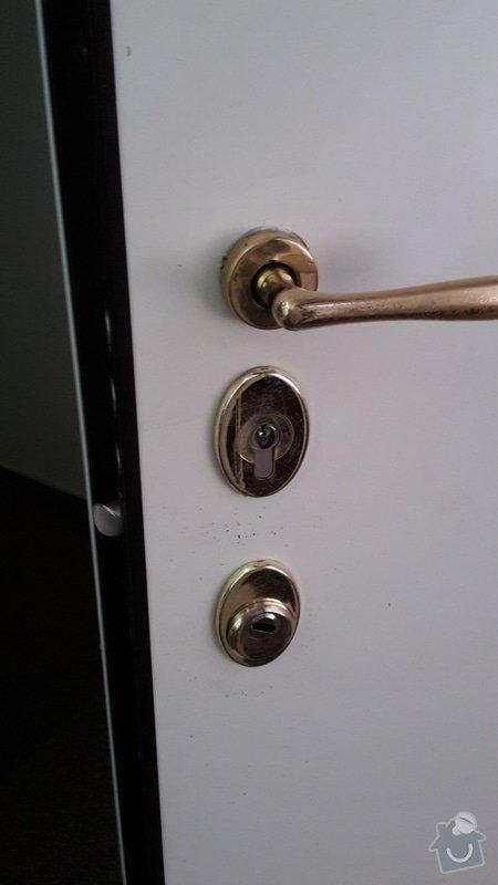 Výměna kování bezpečnosní dveře: 20150503_133609