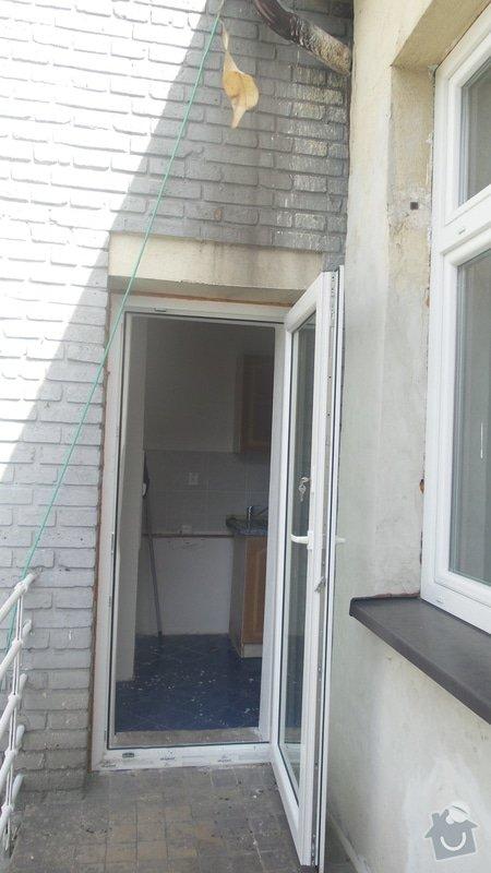 ZASÍŤOVÁNÍ BALKÓNU - nutnost kontrukce: balkonek2X