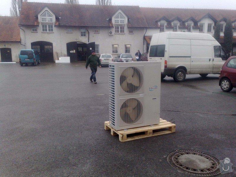 Tepelné čerpadlo vzduchové: 20122012054