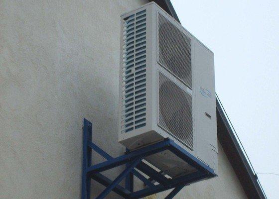 Tepelné čerpadlo vzduchové