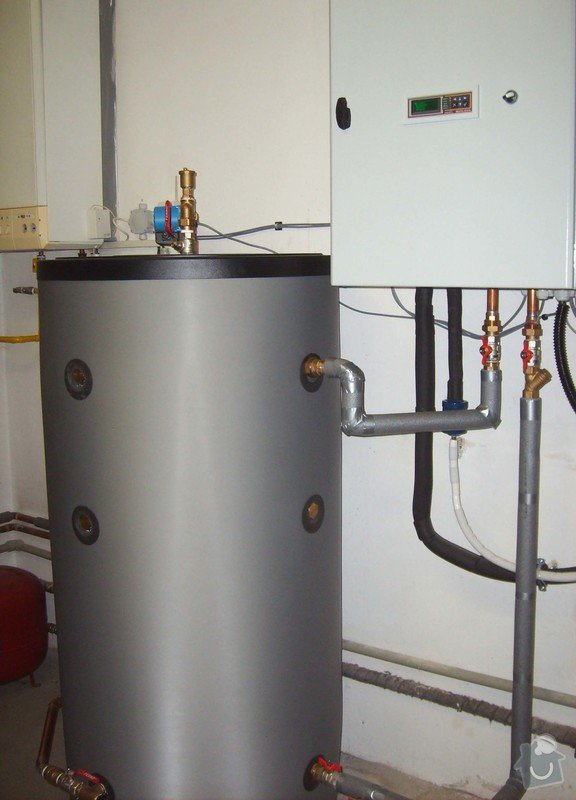 Tepelné čerpadlo vzduchové: S5002126