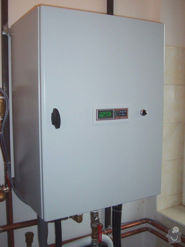 Tepelné čerpadlo vzduchové: S5002096