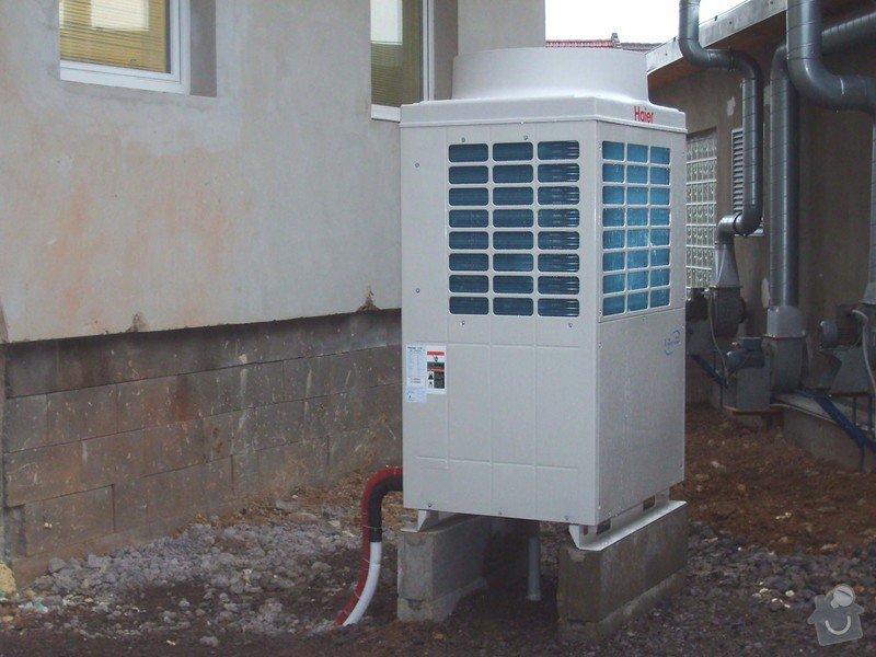 Tepelné čerpadlo vzduchové: S5002058