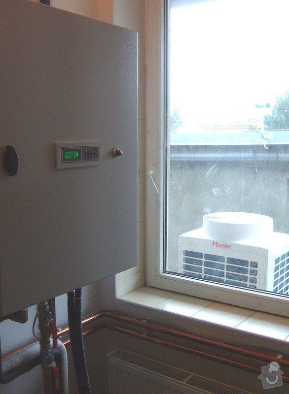 Tepelné čerpadlo vzduchové: S5002114
