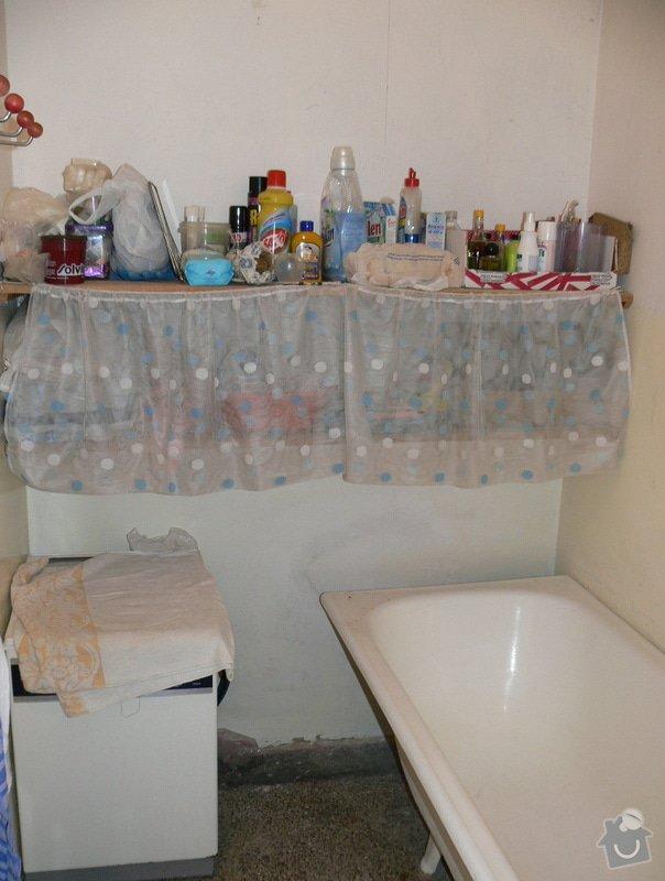 Rekonstrukce koupelny: P1170363