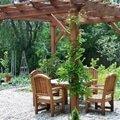 Vybudovani 2 drevenych pergol na zahrade praha 9 klanovice a  pergolas03 1