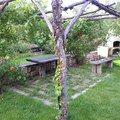 Vybudovani 2 drevenych pergol na zahrade praha 9 klanovice a  pergola kosire
