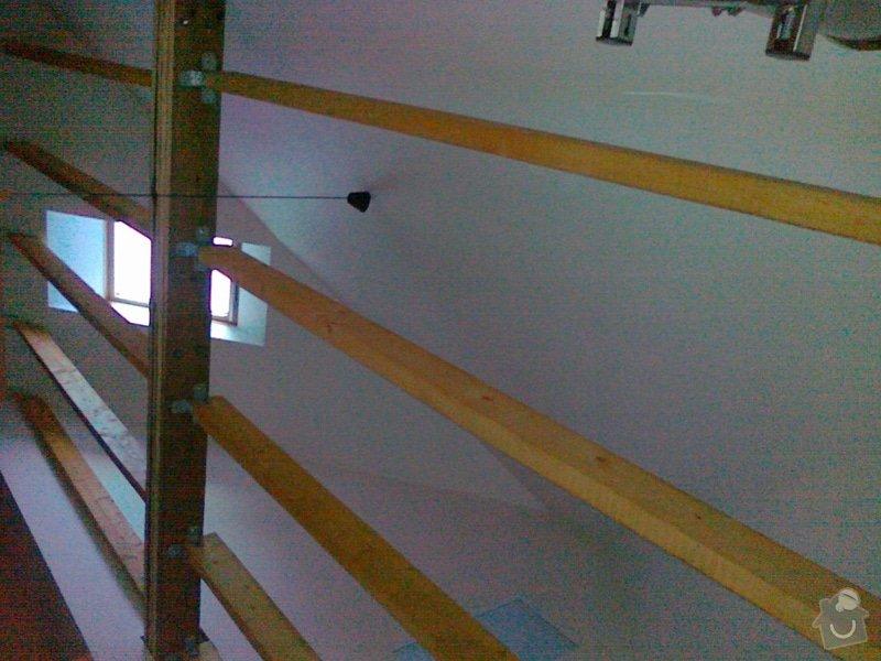 Sádrokartonový podhled  cca 23 m2: 11052015155