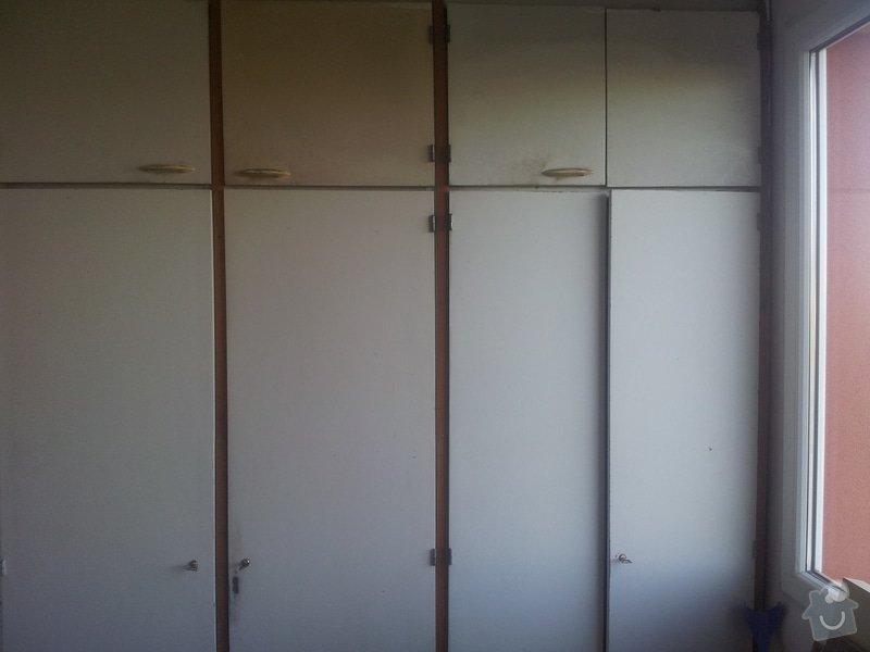 Vestavěná skříň do kuchyně: 20150512_085917