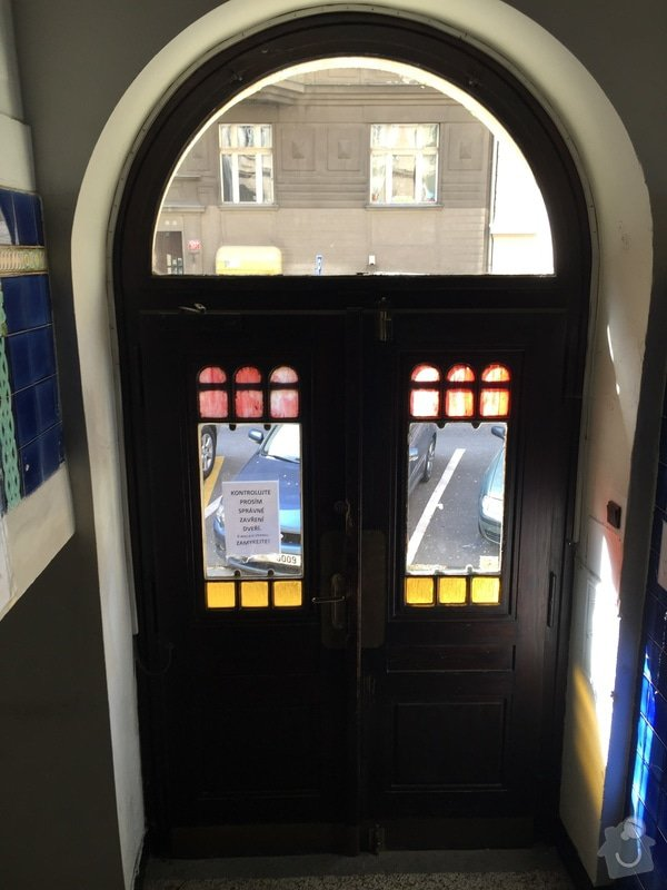 Renovace dveří: IMG_1840