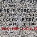 Vytesani napisu na nahrobek ptackovi detail ix 336