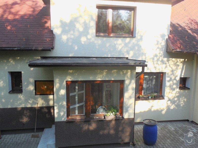 Oprava střechy verandy: 1405_014