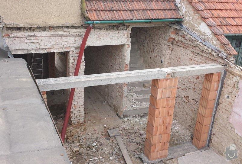Tesařské práce,zhotovení střechy 10m.: hhh