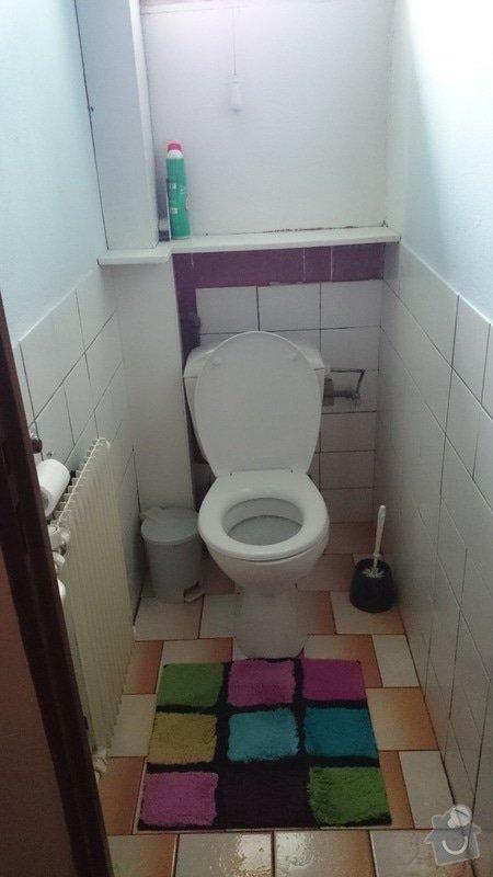 Rekonstrukce koupelny, WC a rozvodů vody: DSC_2614