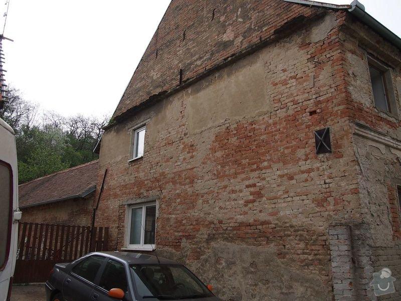 Zatepleni fasady cca 320m2: soused