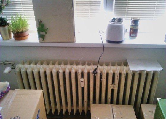 Topenář-výpočet a výměna litinových radiátorů
