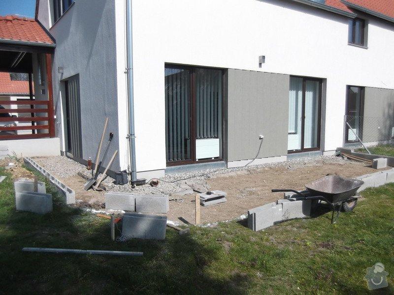 Terasa - stavba nové: 004