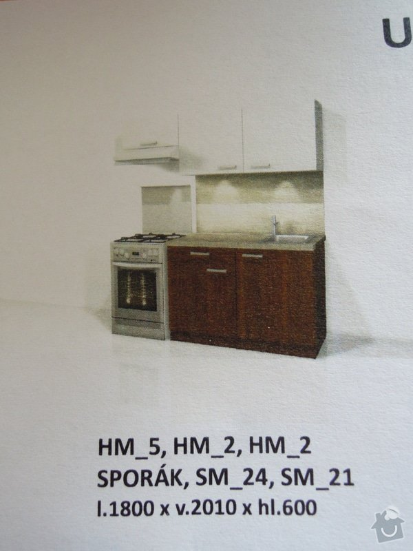 Montáž kuchyňské linky: DSCN6802