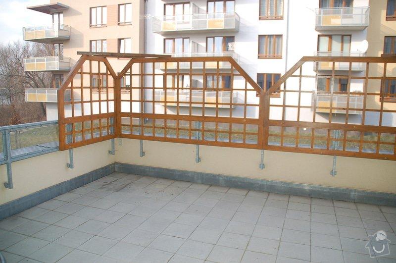 Zahrádka na terase: DSC_0211