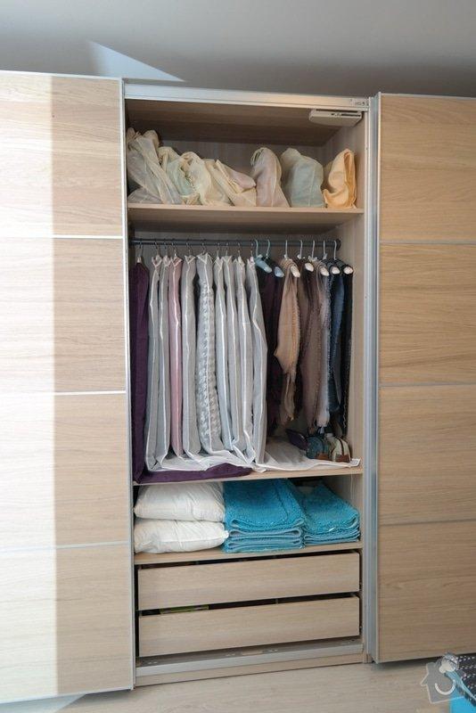 Potřebuji rozmontovat 2 skříně s pojezdy z IKEA: SAM_0360